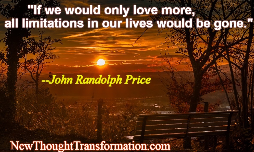 John Randolph Price Quote and Image