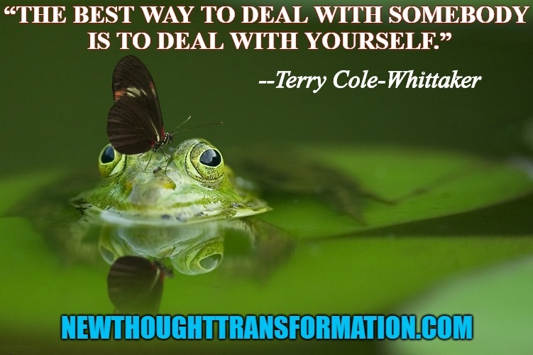 Terry Cole-Whittaker Quote and Image